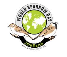 World Sparrow Day logo